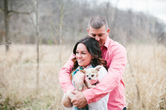 Oakland & Frick Park Pittsburgh Engagement Session by Beth Insalaco Photography Featured on Burgh Brides