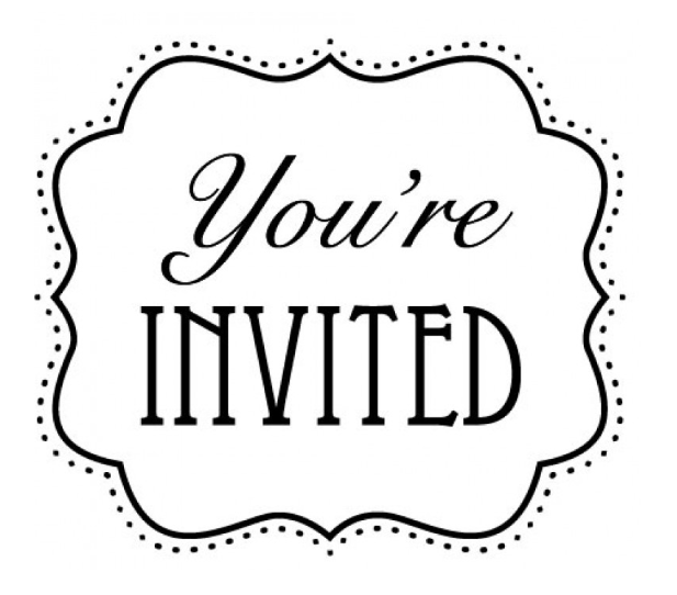Upcoming Event: You're Invited - Burgh Brides