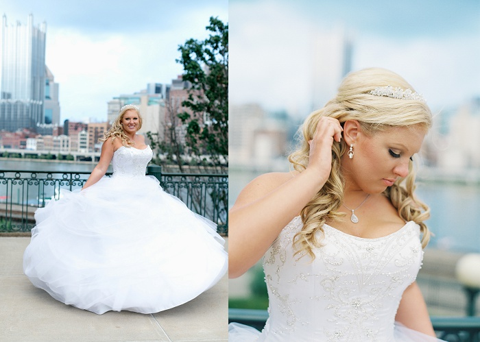 Vintage Fairy Tale Summer Wedding at the Grand Concourse by Joey Kennedy Photography Featured on Burgh Brides