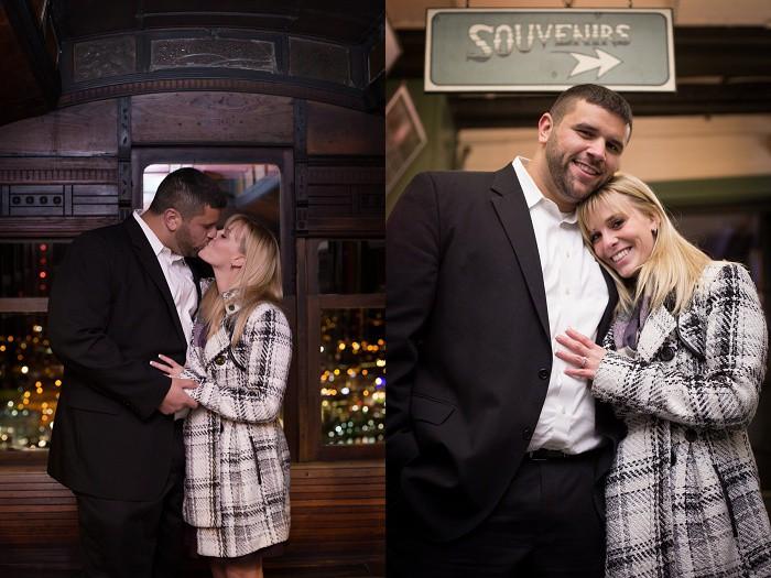 Surprise Pittsburgh Proposal - Jeannine Bonadio Photography