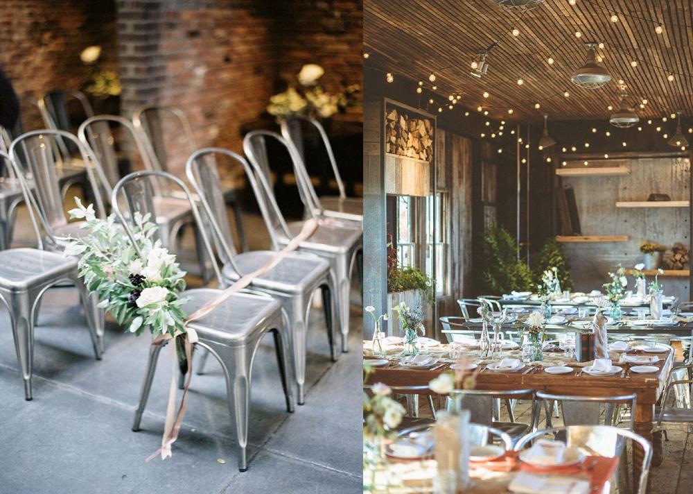 Industrial Chic Wedding Ideas Burgh Brides