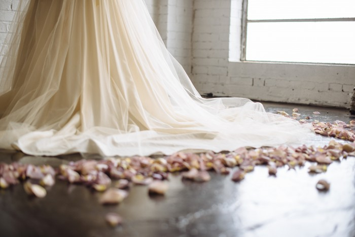 Burgh Brides Featured Pittsburgh Wedding Vendor: Glitter & Grit Bridal Salon - Mandy Fierens Photography