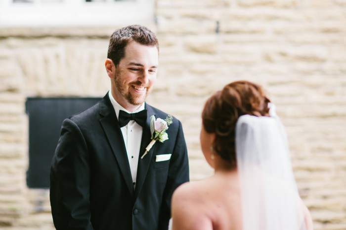 Romantic Pittsburgh Wedding: Nate & Kelly at Longue Vue Club - Beth Insalaco Photography