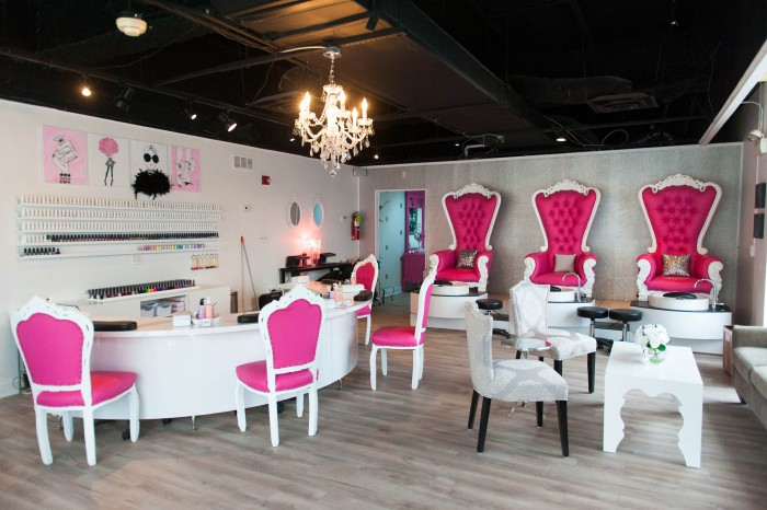 Nail Art and Beauty by Pittsburgh's Dallas Beauty Lounge