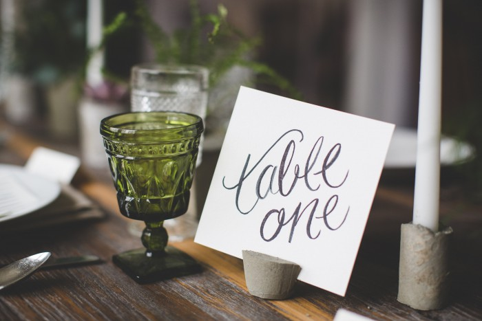Burgh Brides DIY: Cement Vases & Candle Holders - Your Wedding Project