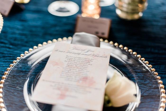Wedding Design & Styling Workshop - Classic Inspiration
