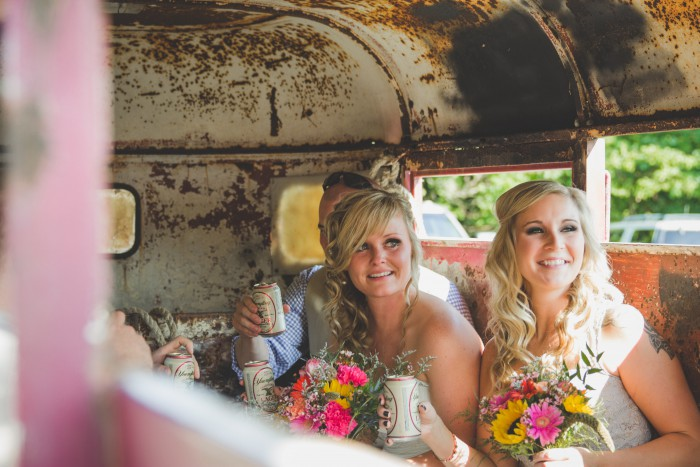 Country Meets Vintage Inspired Pittsburgh Wedding by BNK Photo Featured on Burgh Brides
