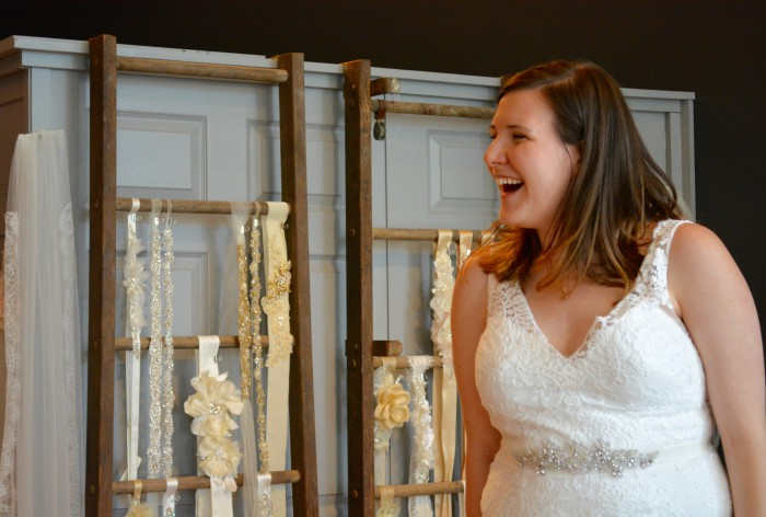 Burgh Bride Blogger: That Time I Said Yes to My Dress