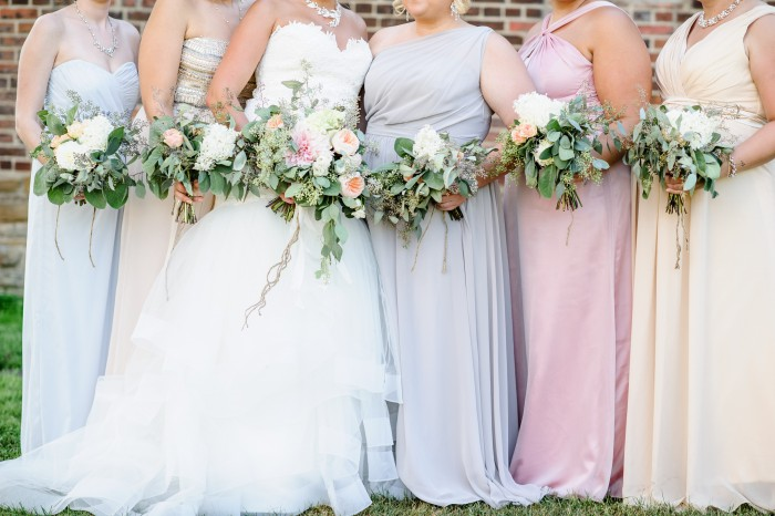 A (Wedding) Day in the Life of The Blue Daisy Floral Designs
