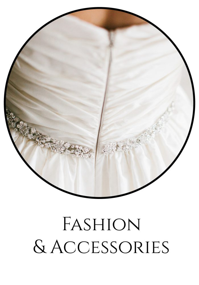 Burgh Brides Vendor Guide: Fashion & Accessories