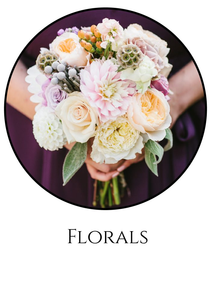 Burgh Brides Vendor Guide: Florals