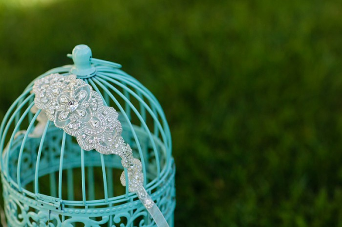 Sparkly Tiffany Blue Pittsburgh Wedding at the Carmichaels Social Hall by Kristen Wynn Photography Featured on Burgh Brides