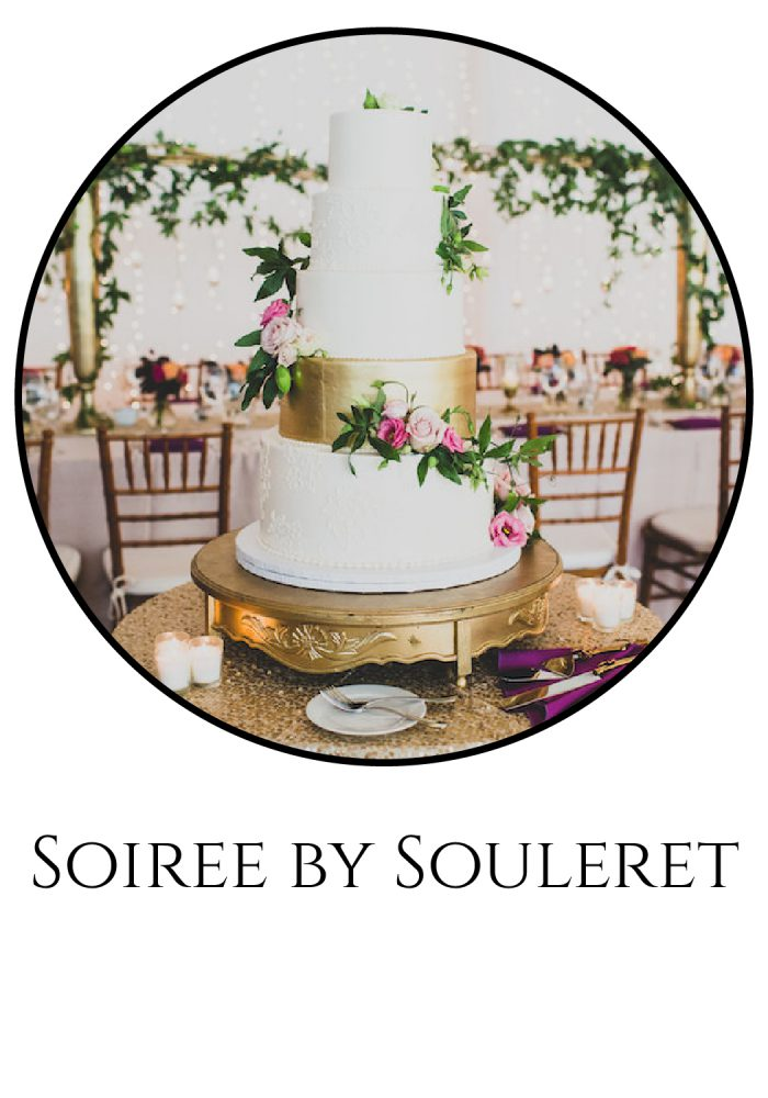 Burgh Brides Vendor Guide Member: Soiree by Souleret