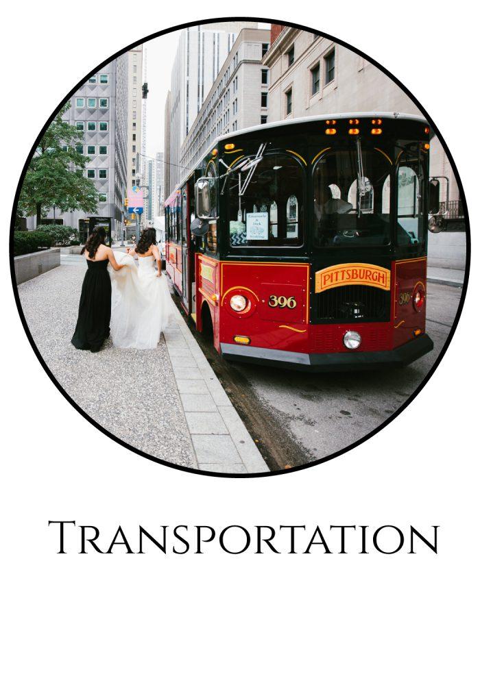 Burgh Brides Vendor Guide: Transportation