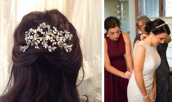 Clarissa Boutique - Pittsburgh Wedding Accessories Designer and Provider & Burgh Brides Vendor Guide Member