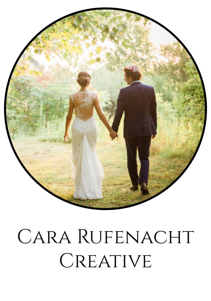 Burgh Brides Vendor Guide Member: Cara Rufenacht Creative