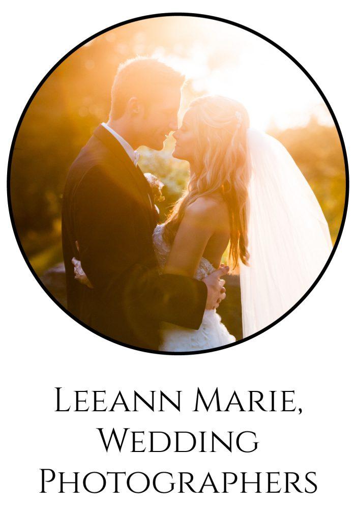 Burgh Brides Vendor Guide Member: Leeann Marie, Wedding Photographers