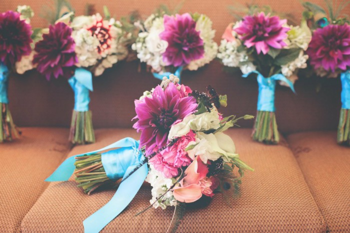 Burgh Brides Best of 2015: Flowers