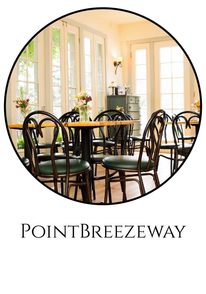 Burgh Brides Vendor Guide Member: PointBreezeway