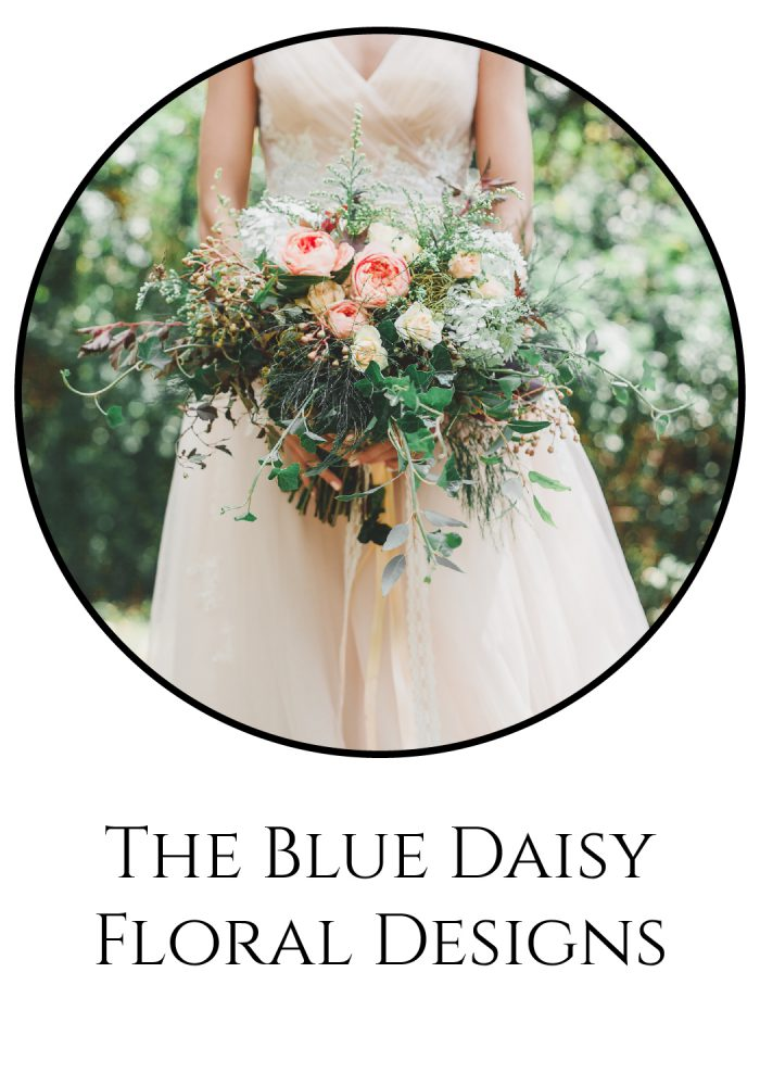 Burgh Brides Vendor Guide Member: The Blue Daisy Floral Designs