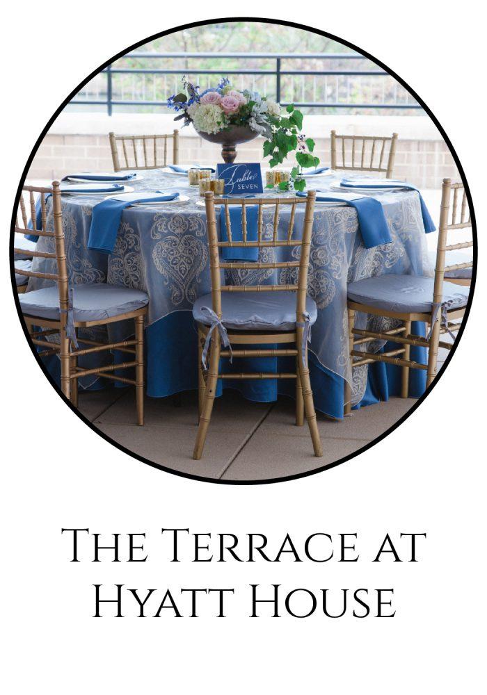 Burgh Brides Vendor Guide Member: The Terrace at Hyatt House