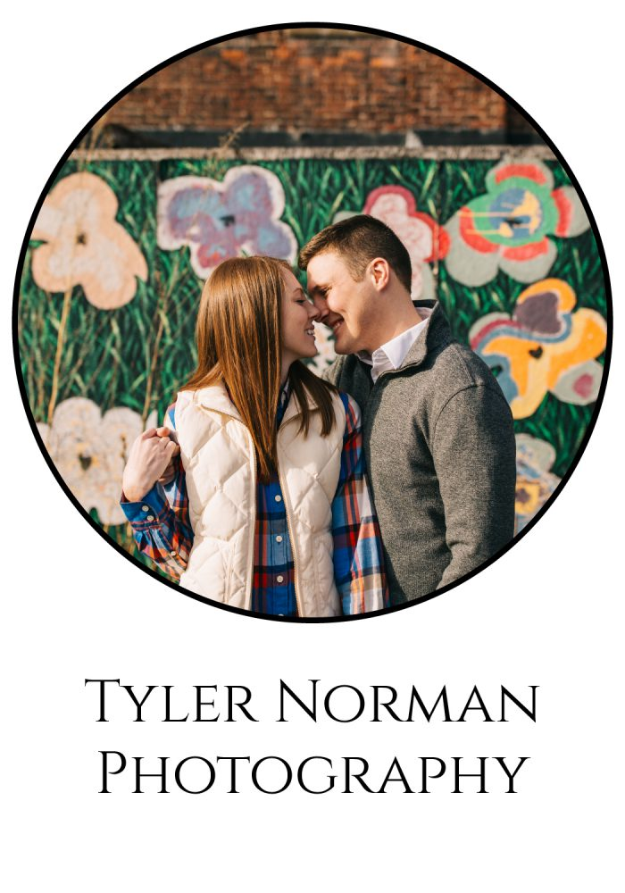 Burgh Brides Vendor Guide Member Tyler Norman Photography