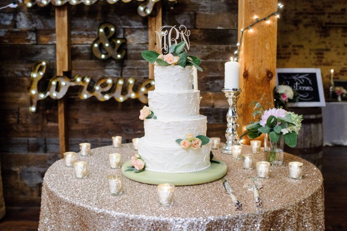 Organic Style Wedding Inspiration from Burgh Brides