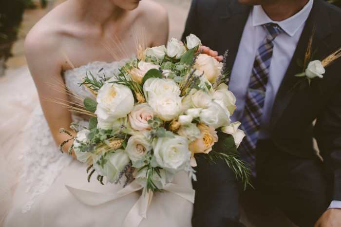 2016 Wedding Trend Predictions from Burgh Brides: Textural Bouquets