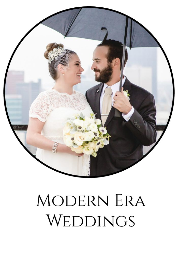 Burgh Brides Vendor Guide Member: Modern Era Weddings