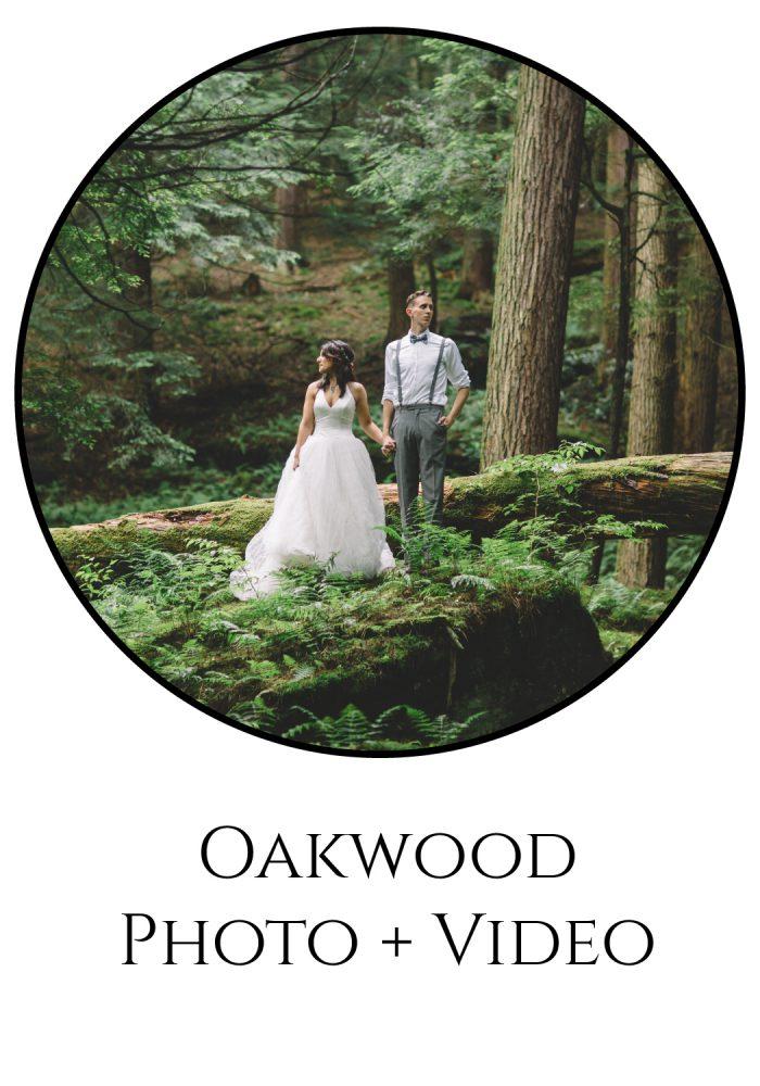 Burgh Brides Vendor Guide Member: Oakwood Photo + Video