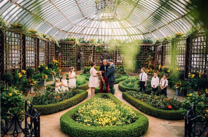 2016 Wedding Trend Predictions from Burgh Brides: Unique Ceremony Sites