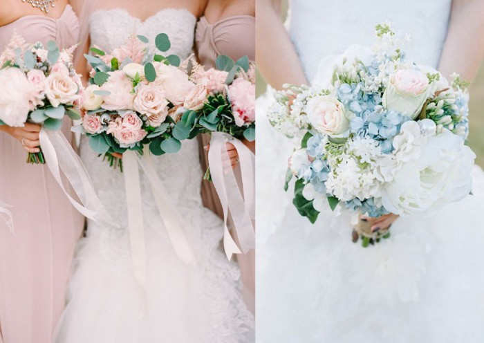 2016 Pantone Colors of the Year Inspiration from Burgh Brides
