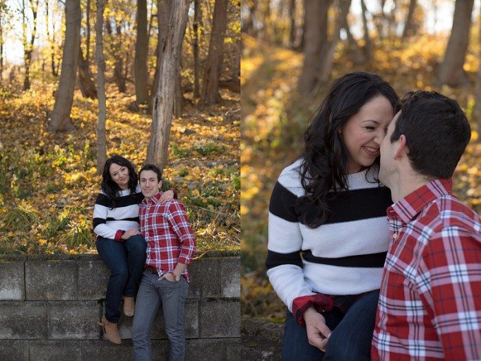 Playful South Side Pittsburgh Engagement Session by Rachel Tokarski Photography Featured on Burgh Brides