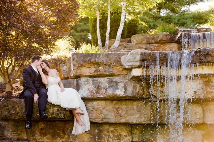 Ivory & Gold Serbian Wedding at the Hilton Garden Inn by Leeann Marie, Wedding Photographers Featured on Burgh Brides