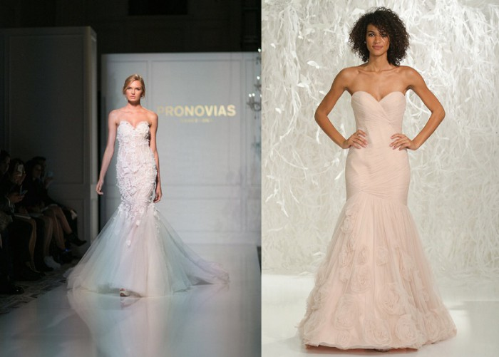 2016 Bridal Fashion Trends from Burgh Brides