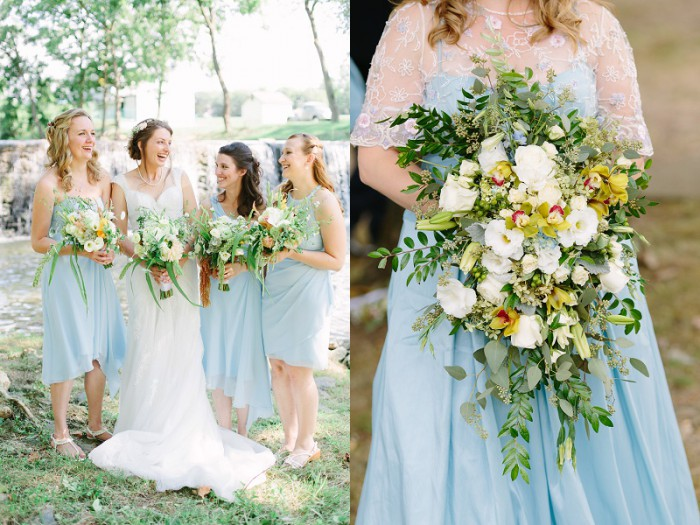 2016 Wedding Trend Predictions from Burgh Brides: Shades of Blue