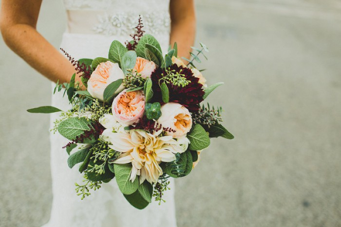 The Blue Daisy Floral Designs - Pittsburgh Wedding Florist & Burgh Brides Vendor Guide Member