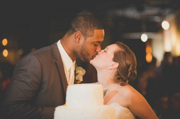 Simple but Sweet Pittsburgh Wedding at Olive or Twist by BNK Photography Featured on Burgh Brides