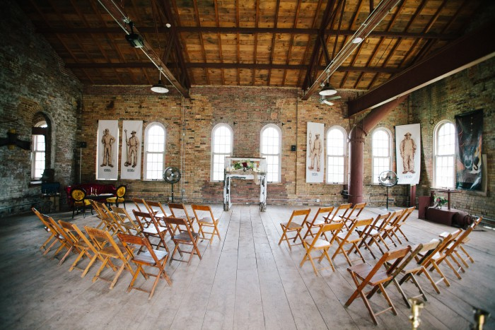 2016 Wedding Trend Predictions from Burgh Brides: Unique Ceremony Sites