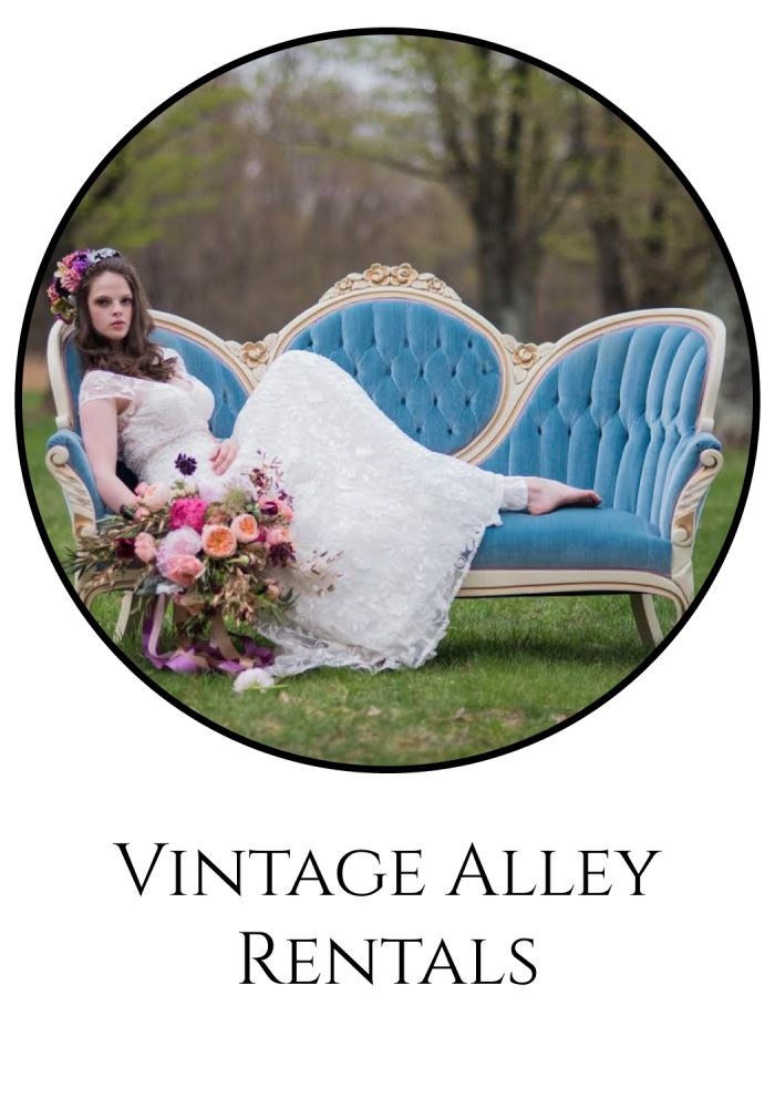 Burgh Brides Vendor Guide Member: Vintage Alley Rentals
