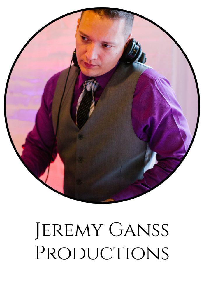 Burgh Brides Vendor Guide Member: Jeremy Ganss Productions