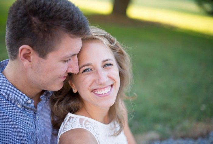 Hartwood Acres Pittsburgh Engagement Session from Hannah Leigh Photography featured on Burgh Brides