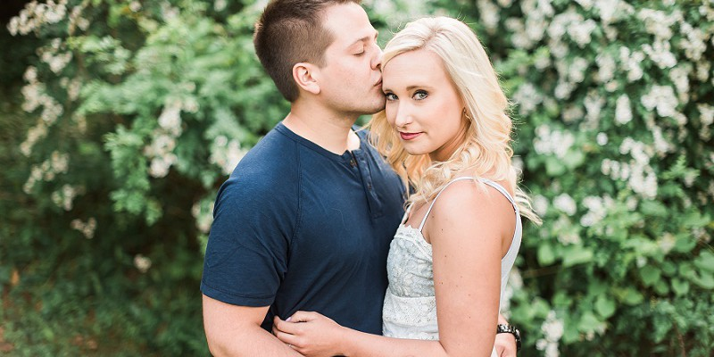 Classic Country Engagement Session: Grace & Blake