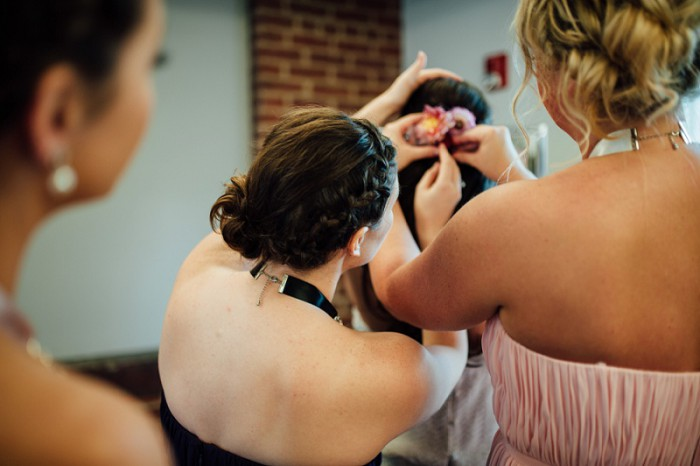 A Weekend Full of Pittsburgh Wedding Celebrations & Rock n Roll by Mandy Fierens Photography Featured on Burgh Brides