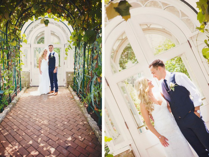 Fresh & Chic Outdoor Pittsburgh Wedding at the Hyatt House from AdLiv Collective Featured on Burgh Brides