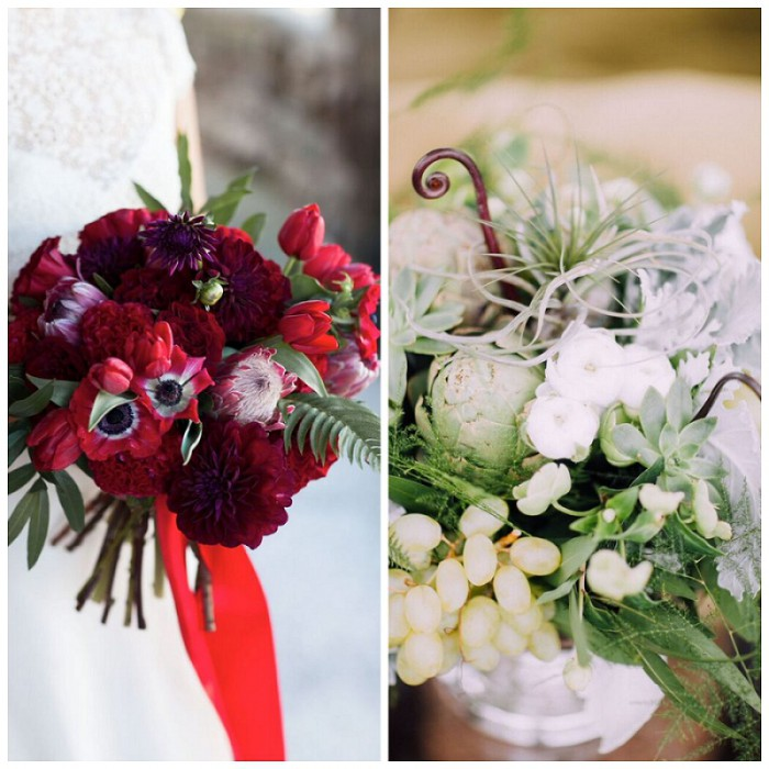 Burgh Brides Vendor Guide Member: Garnish Event Design