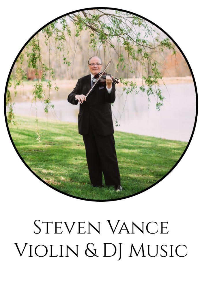 Burgh Brides Vendor Guide Member: Steven Vance Violin & DJ Music
