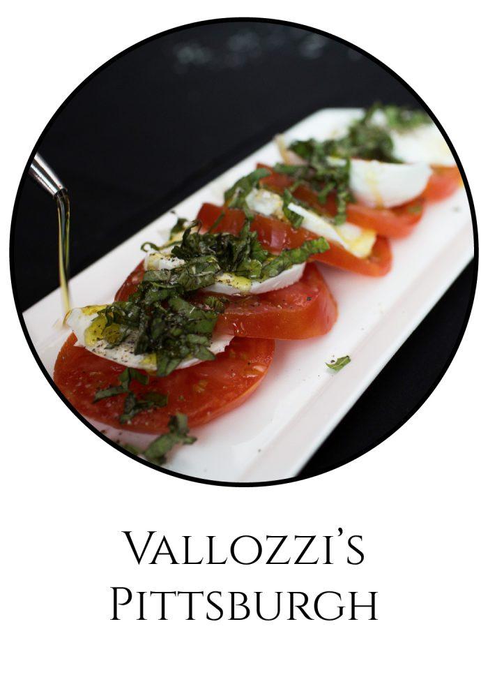 Burgh Brides Vendor Guide Member: Vallozzi's Pittsburgh