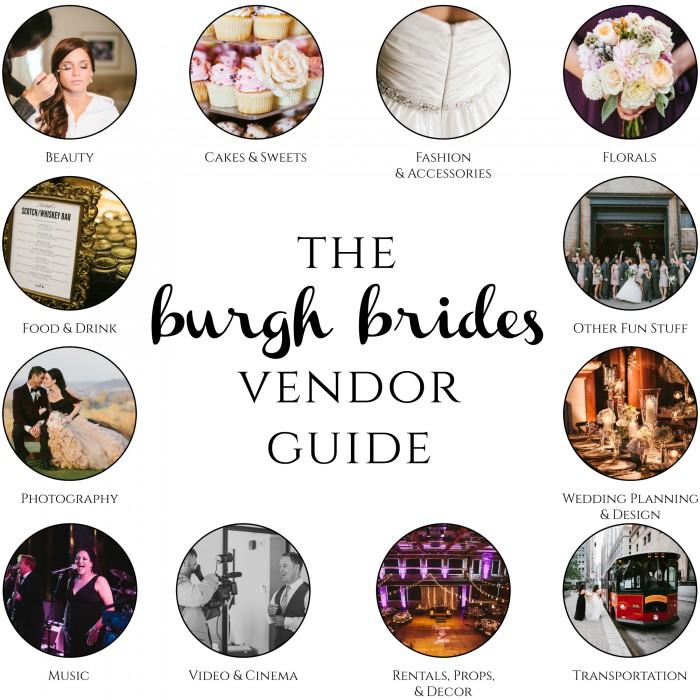 Introducing Burgh Brides Vendor Guide
