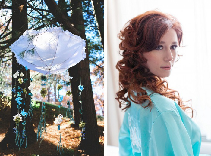Southern Wedding Inspired Styled Shoot from La Candella Weddings featured on Burgh Brides